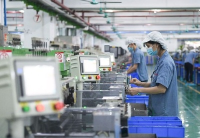 前2个月广东外贸增长超四成