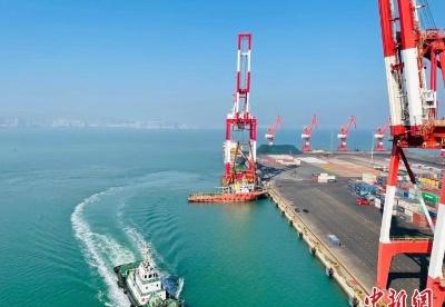 山东港口2月份实现货物和集装箱吞吐量两位数增长