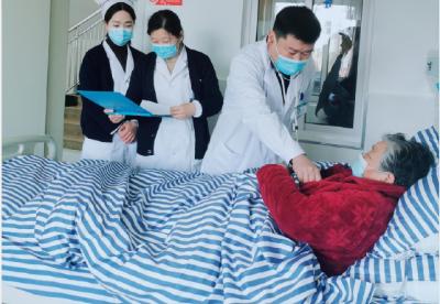 """安徽泗县:开启""""日间病床""""就医新模式"""