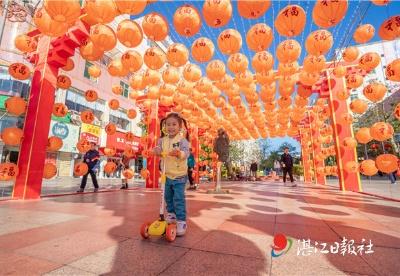春节长假湛江市共接待游客361.8万人次 旅游收入16亿元