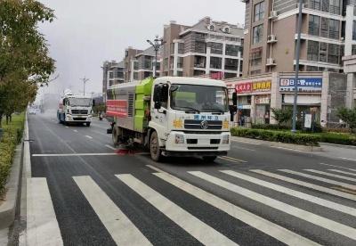 """安徽泗县:精细化管理提升城市""""颜值"""""""