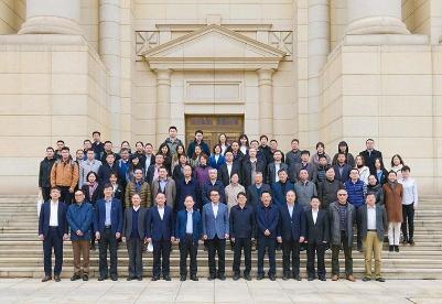 """""""一带一路""""创新发展重大咨询项目在京启动"""