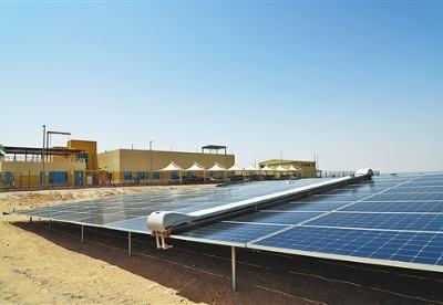 阿联酋大力发展可再生能源 预计到2025年产能年复合增长率将超31%