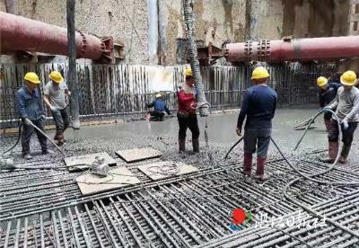 广湛铁路湛江湾海底隧道工程进展顺利