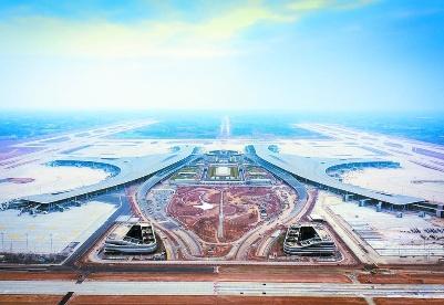 成都天府国际机场6月30日前将开航