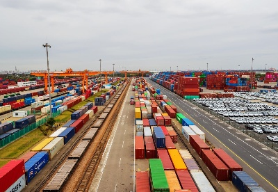 长三角铁路一季度集装箱业务量增长迅猛