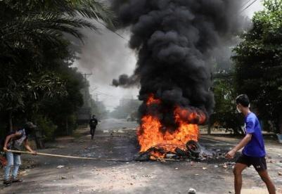 东盟的缅甸危机