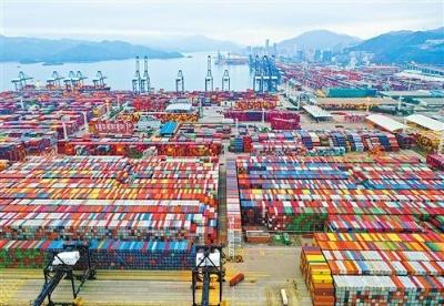 深圳外贸释放科技创新强劲动能