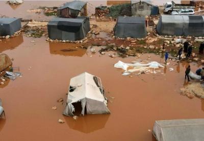 气候对粮食安全的诸多影响