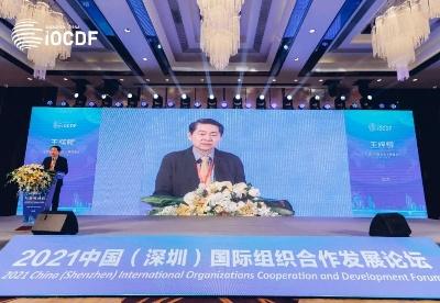 王辉耀:完善全球治理需要国际组织发挥更多积极作用