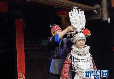 台江姊妹节:感受古老村落的节日盛况
