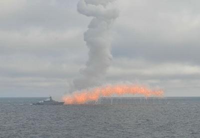 俄罗斯希望成为印度洋上不可忽视的力量