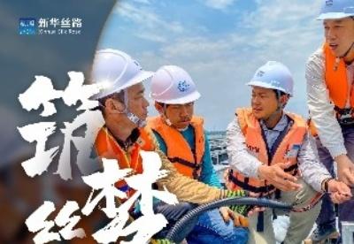 """中国能建•致敬""""一带一路""""最前线的劳动者"""