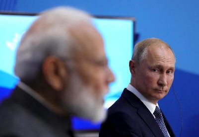 俄印关系现裂痕