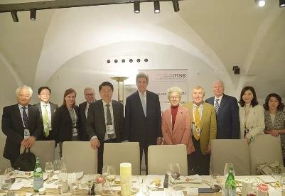 王辉耀:应对气候变化应成为中美欧合作最大公约数
