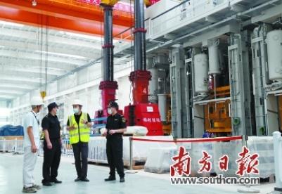 广州海关支持南沙自贸试验片区快速发展 通关大提速 贸易更便利