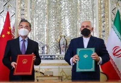 学者称中国借中伊协议开始在中东布局