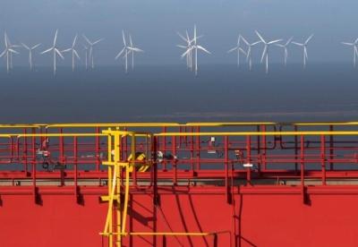 拜登政府对近海风力发电下赌注