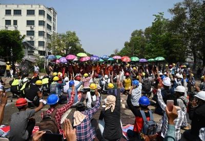 缅甸未来可能呈现的几种情况