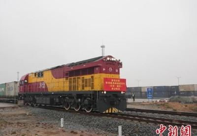 一季度西部陆海新通道班列运输突破66000标准箱