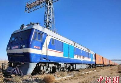 中蒙最大陆路口岸中欧班列线路增加至46条