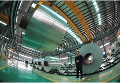 濉溪县铝基特色产业集群(基地)建设成效评估连续两年位居安徽前十