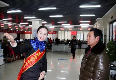 安徽泗县:学党史办实事  优质服务暖人心
