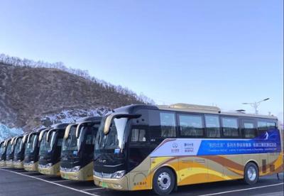"""北汽集团高标准 高品质服务 为""""相约北京""""保驾护航"""