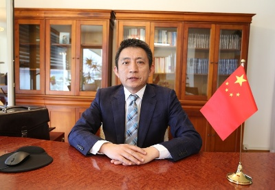 李成钢大使出席投资便利化亚太地区高层圆桌会