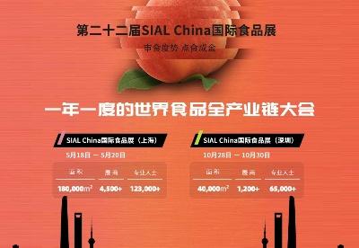 SIAL China国际食品展