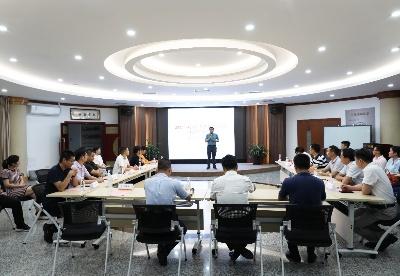 党建引领产教融合 助力茶科技高质量发展