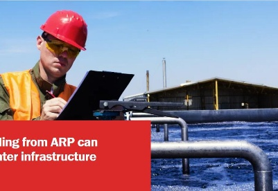 美专家:美国救援计划资金可以推动美国改善水利基础设施