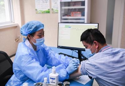 合肥包河区开设安徽省首个新冠病毒疫苗24小时接种点