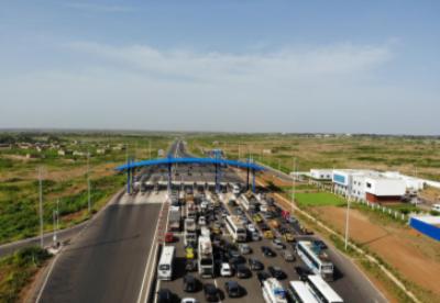 塞内加尔捷斯—图巴收费高速公路项目完成终验