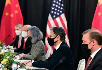 拜登政府的对华政策