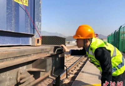 今年以来浙江中欧班列同比增长270.7%