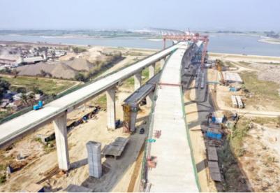 孟加拉国铁道部为何给帕德玛大桥项目发来感谢信?