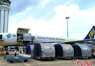 广西南宁—泰国曼谷全货机航线正式开通