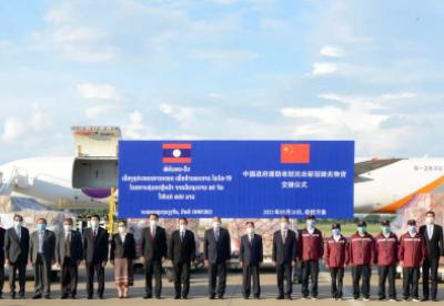 中国—老挝:在合作抗疫的同时增进经济合作