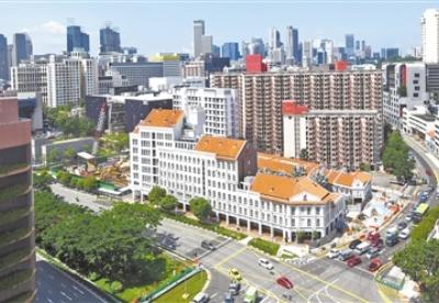 """国际货币基金组织作出""""健康""""诊断——新加坡经济加速转型"""