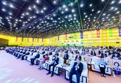 第五届全球跨境电商大会在郑州举办 签约项目50个 签约额186亿元