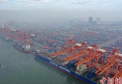 前4个月广西外贸增速高于全国 对东盟增长超五成