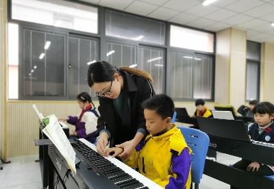 """合肥西园新村小学翡翠分校:""""课后服务""""让教育有温度"""