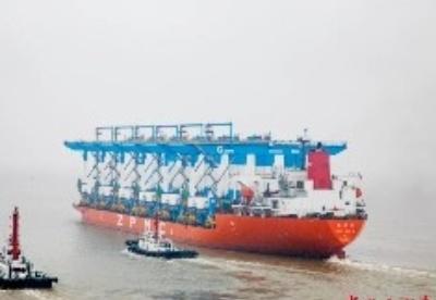 国内首个海铁联运自动化码头项目设备顺利发运