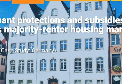 德国以租客为主的住房市场