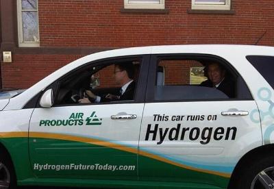 印智库:氢能解决全球电动汽车的发展难题吗?