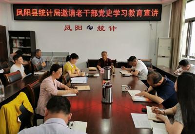 """安徽凤阳:""""三心""""助力党史学习教育走深走实"""