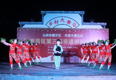芜湖繁昌区文化馆:走深走实传文化  用心用情办实事