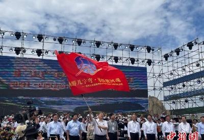 内蒙古黄河几字湾生态文化旅游季正式启动