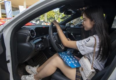 红河官方大酒店举办2021CCPC轿车组第二站消费者静态评价